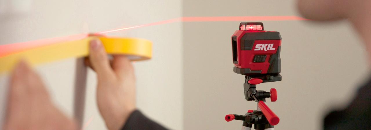 Laser-/mittaustyökalut