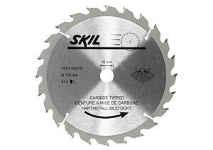 SKIL Kovametallikärkinen terä (Ø 170 mm, 24-hampainen)
